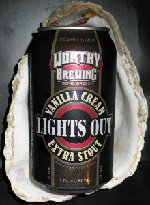 Oyster beer