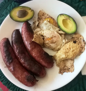 Ketogenic Breakfast